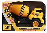 CATERPILLAR, Mezclador Cemento 30cm L&S Tough Power Vehículos de construcción, Color Amarillo (AJ 82269)