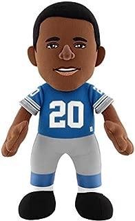 Bleacher Creatures NFL Detroit Lions Barry Sanders 10-Inch Plush Figure