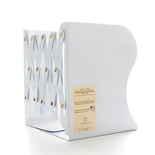 Yxsd Desktop boekenkast boekensteunen uitbreiding metalen boekenkast Folding Book Clip