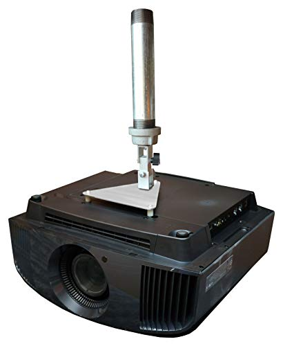PCMD, LLC. Projector Ceiling Mount Compatible with Sony VPL-VW270ES VW295ES VW570ES VW695ES with NPT Adapter