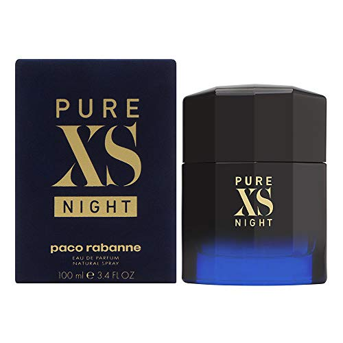Paco Rabanne Pure XS Night Eau de Parfum Uomo, 100 ml
