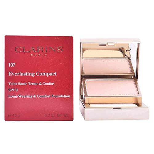 Clarins Face Foundation, 1er Pack(1 x 10 milliliters)
