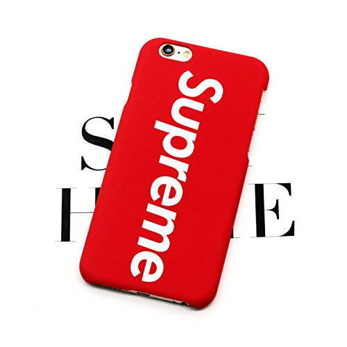 OB4U Supreme iPhone7 Case- Red