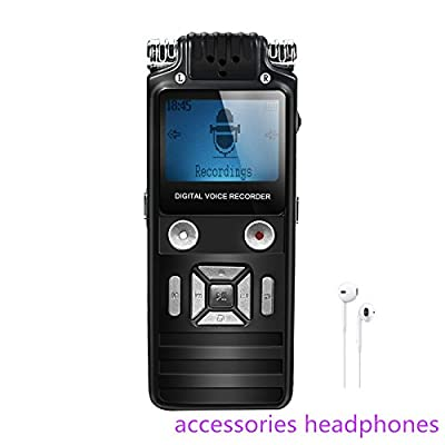Voice Recorder for Lectures Interviews Digital ...