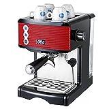 SHUBIAO-xiaoji Máquina de café Expresso, hogar Profesional Semi-automática máquina de café, 9-15 Bar, for espumar la...