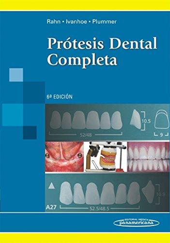 RAHN:Pr—tesis Dentales Completa .6aEd