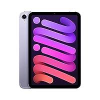 Apple iPad mini 8,3 pollici – Versione WiFi + cellulare 64 GB – Modello 2021