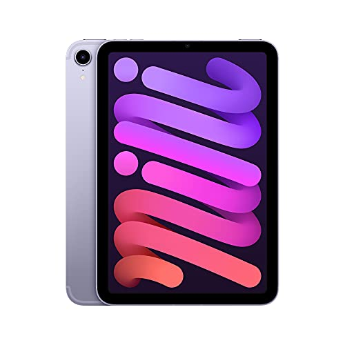 2021 Apple iPad mini (de 8,3 pulgadas con Wi-Fi + Cellular, 64GB) - de enmalva (6.ª generación)