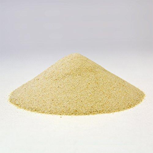 Premium Terrariensand - gelb 25 kg, Sand