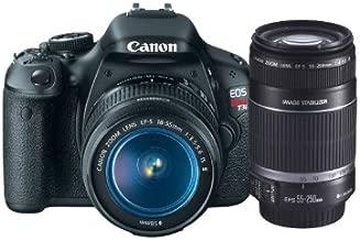 Best canon t3i image sensor size Reviews