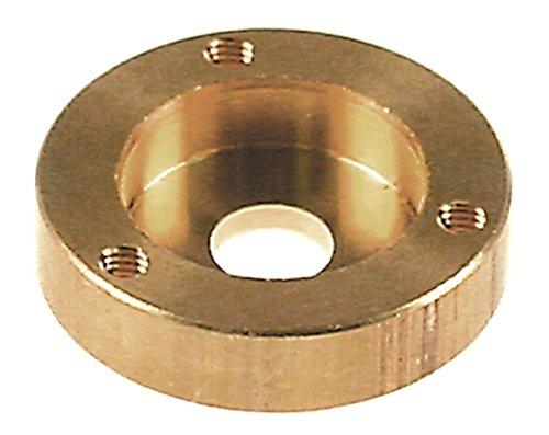 Brida para Lainox VG051P, MVE042P, VE042P, MVG051P, VE055P, Cookmax 212001 para horno, estufa de aire caliente, amortiguador combinado de latón