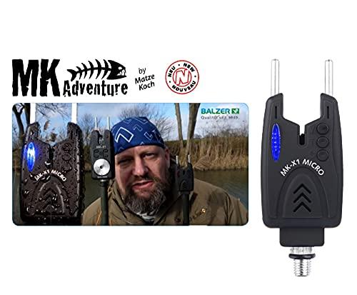 Balzer MK Adventure MK-X1 Micro Bissanzeiger