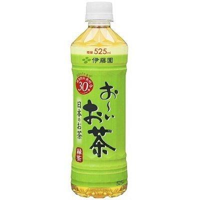 伊藤園 おーいお茶 緑茶 525ml PET×24本