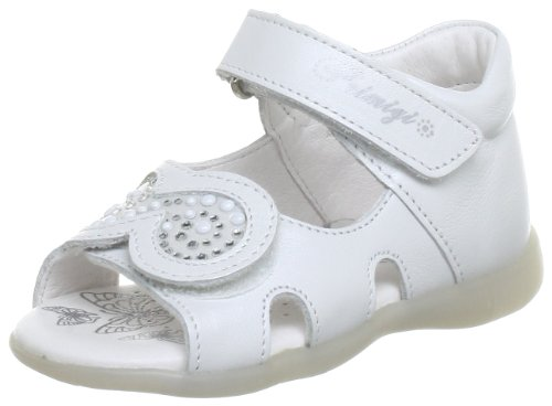 PRIMIGI Baby Mädchen Venus Lauflernschuhe, Weiß (Bianco), 24
