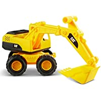 Cat Construction Fleet Excavator Toy