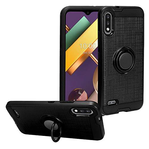 CELZEN - for LG K22, K32, K22+ Plus (LM-K200) - Phone Case w/Ring...