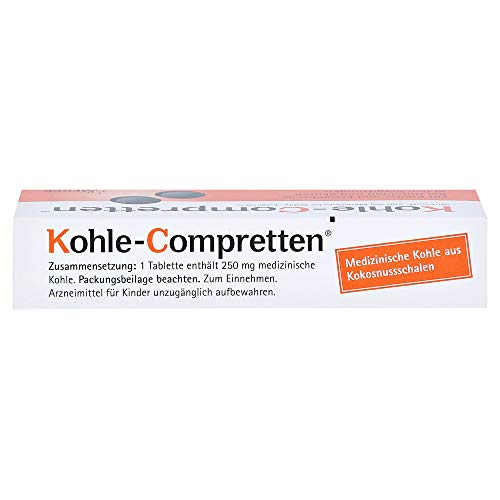 KOHLE Compretten Tabletten 30 St - 3