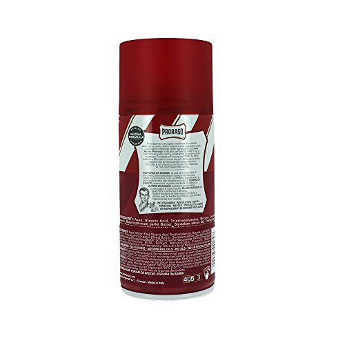 mousse à raser barbe dure 300ml