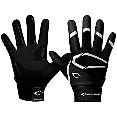 Cutters Power Control Batting Gloves, Youth & Adult, Baseball & Softball