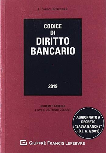 Codice di diritto bancario