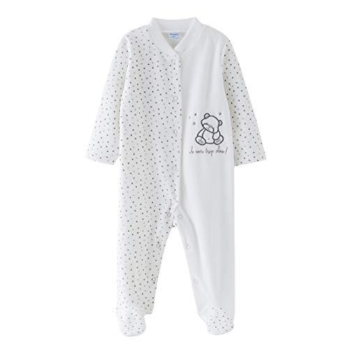 Amomí Pijama Para Bebé Niña Manga Larga Terciopelo Bebé Niña 24M (24 Meses, OSISTO)