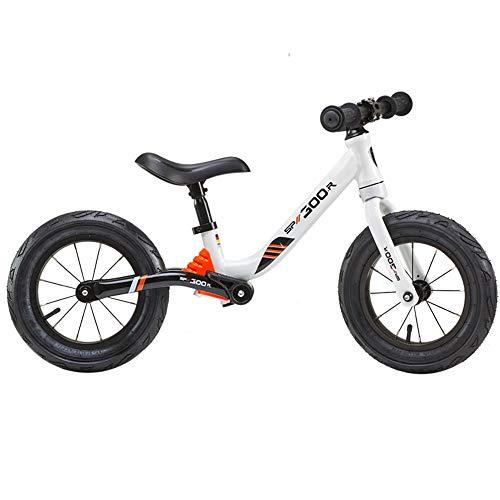 Biciclette senza pedali Equilibrio Bici, Auto Bilanciamento Bambini 2-6 Anni Scooter Senza Pedali Scooter Auto-Scivolo per Bambini (Color : B)
