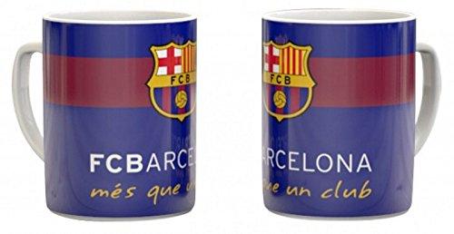 FC Barcelona Tasse à café Més Que Un Club Barca Porcelaine T