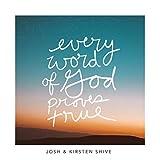 Every Word of God Proves True (Proverbs 30:3-5, E.S.V.)