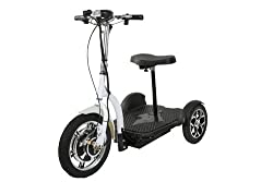 Electric Three Wheel SCOOTER