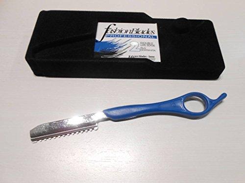 42.28, Rasiermesser + 10Ersatzklingen für Profi Haarschneidemaschine Kiepe Slim