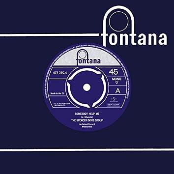 Somebody Help Me/Stevie's Blues