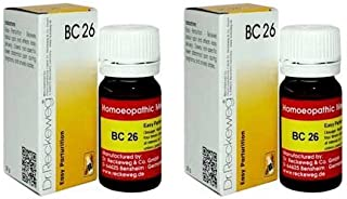 2 Pack X Dr.Reckeweg-Germany Biochemic Combination Tablet BC- 26 Homeopathic Medicine