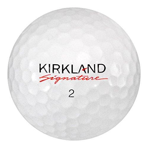 Sale!! Kirkland 84 Signature - Mint (AAAAA) Grade - Recycled (Used) Golf Balls