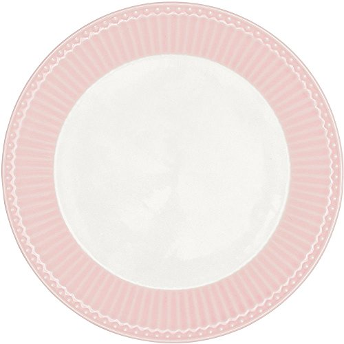 Green Gate Assiettes – Plate – Alice Pale Rose 20,5 cm