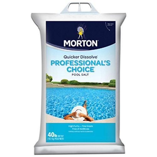 Morton Salt Pool Salt - 40 lbs.