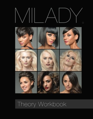 By Milady - Theory Workbook for Milady Standard Cosmetology (13th Edition) (2015-03-05) [Paperback]