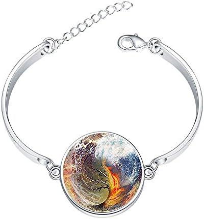 Divergent charm bracelet