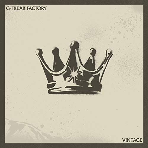 [album]VINTAGE – G-FREAK FACTORY[FLAC + MP3]