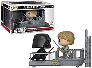 Funko POP Star Wars Movie Moments - Cloud City Duel Exclusive #226 - Luke Skywalker and Darth Vader