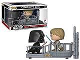 Figura Pop! Star Wars Cloud City Duel Darth Vader & Luke Exclusive...