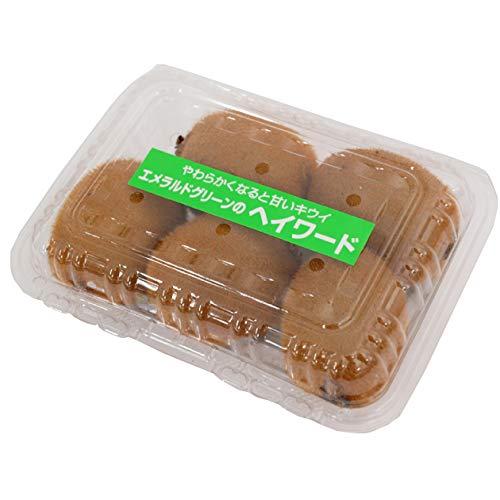 キウイフルーツ(山形県産特別栽培) 約400g  4パック