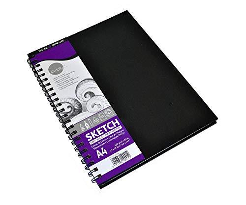 Daler-Rowney, Skizzenbuch, 481500811, Harteinband