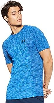 Under Armour Mens Vanish Seamless Short-Sleeve T-Shirt