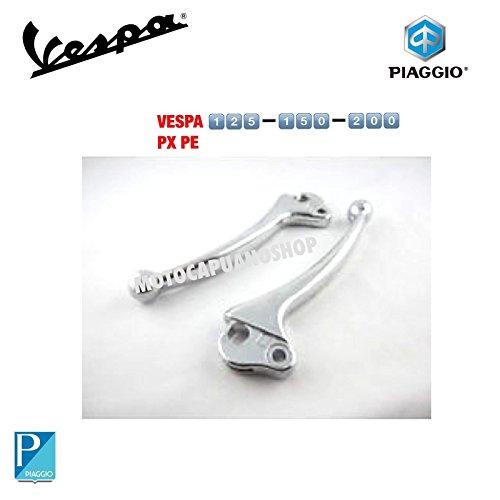 LEVE FRENO FRIZIONE VESPA PX 125-150-200 FRENO A TAMBURO