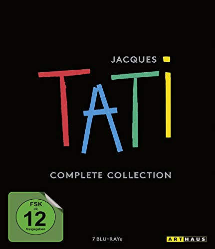 Jacques Tati Complete Collection [Blu-ray]