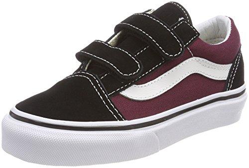 Vans Old Skool V (Pop) Little Kids Style: VN0A38HD-Q7J Size: 2.5