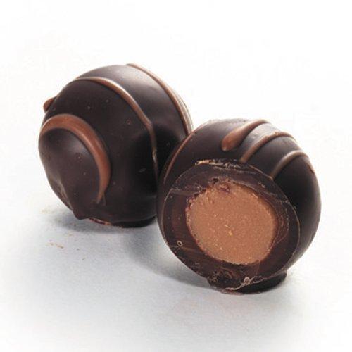 Loose Chocolade – Een Kilogram Doos van 'Vanessa' Our Grand Marnier Infused Dark Chocolate Truffle. The Perfect Luxury…