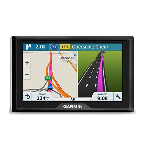 Garmin Drive 51 Full EU LMT-S - Navegador GPS con mapas de por Vida (Pantalla de 5