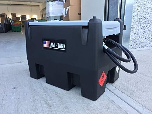 Emiliana Serbatoi Carrytank 58 Gallon Portable Diesel Container with Electric Pump
