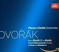 ドヴォルザーク:チェロ協奏曲ロ短調Op.104、 ピアノ協奏曲ト短調Op.33 (2CD) [Import] (CONCERTO FOR PIANO & ORCHESTRA (BONUS DVD)|CONCERTO FOR PIANO & ORCHESTRA (BONUS DVD))